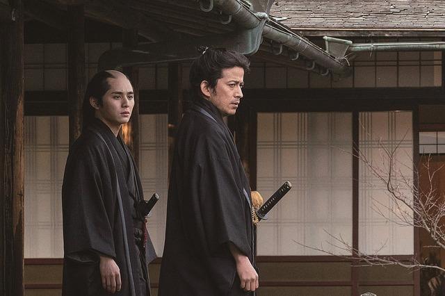 『燃えよ剣』(C)2021「燃えよ剣」製作委員会