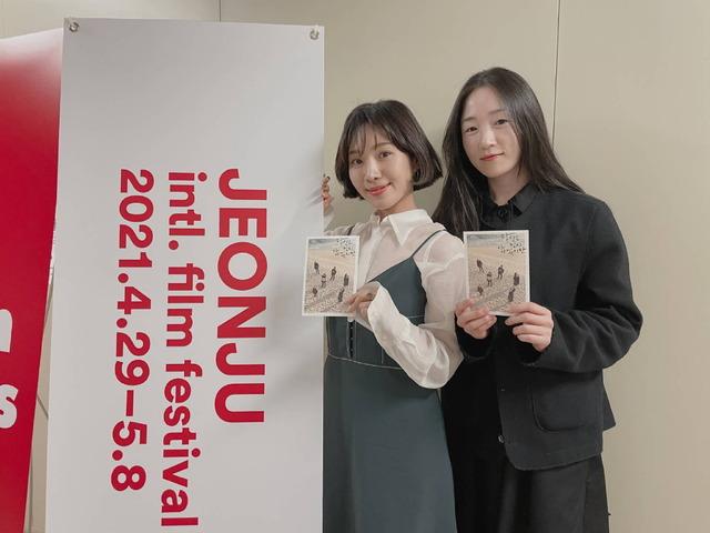『アジアの天使』全州映画祭 (c) 2021 The Asian Angel Film Partners