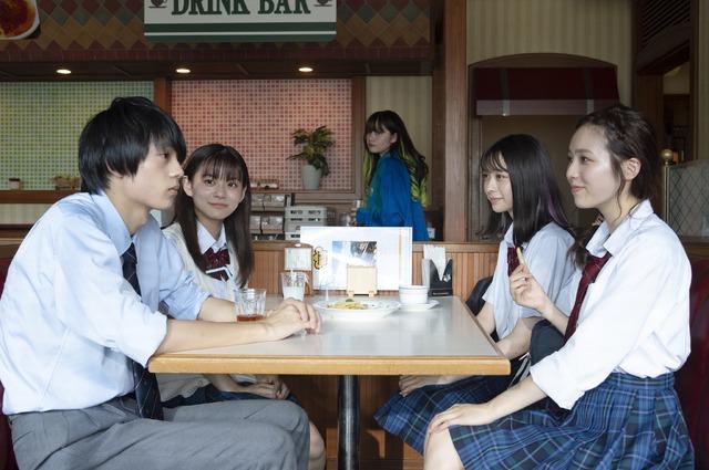 「17.3 about a sex」5話(C)AbemaTV