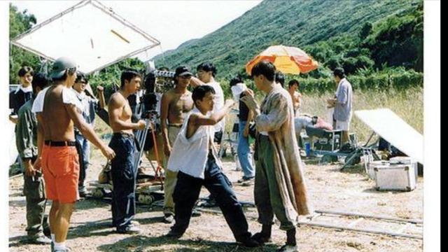 1996年。香港