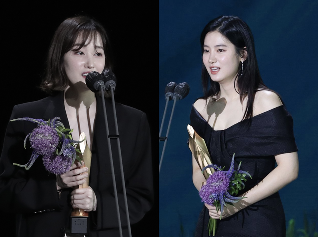 第57回百想芸術大賞 授賞式 Image Courtesy of the Baeksang Arts Awards