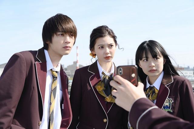 「ブラックシンデレラ」第4話(C)AbemaTV,Inc.