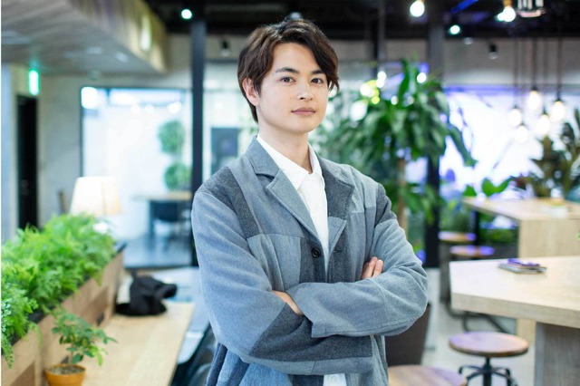 WOWOWオリジナルドラマ「男コピーライター、育休をとる。」
