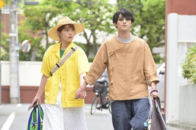 「着飾る恋には理由があって」第5話(C)TBS