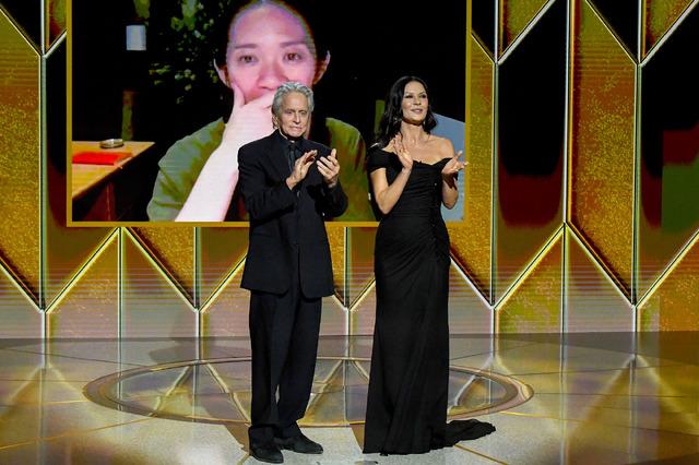 第78回ゴールデン・グローブ賞授賞式 Photo by Kevin MazurGetty Images for Hollywood Foreign Press Association