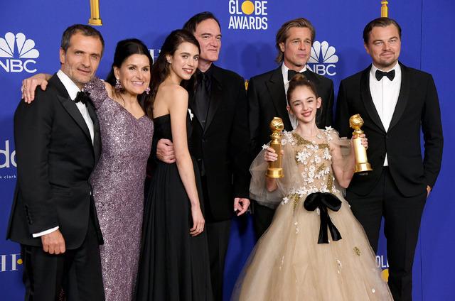 『ワンス・アポン・ア・タイム・イン・ハリウッド』キャスト&スタッフ (C) Getty Images