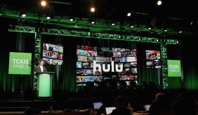 Hulu (C) Getty Images