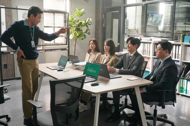 「ハッシュ~沈黙注意報~」(c)JTBC STUDIOs