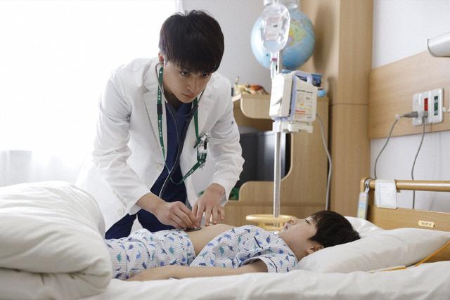 「泣くな研修医」第5話(C)テレビ朝日