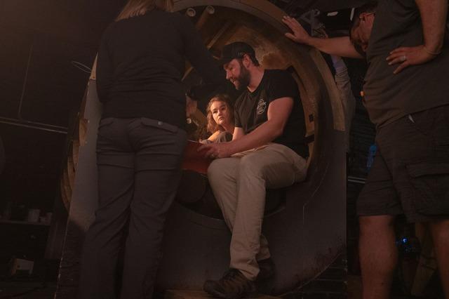 『クワイエット・プレイス 破られた沈黙』ジョン・クラシンスキー監督 (C) 2021 Paramount Pictures. All rights reserved.