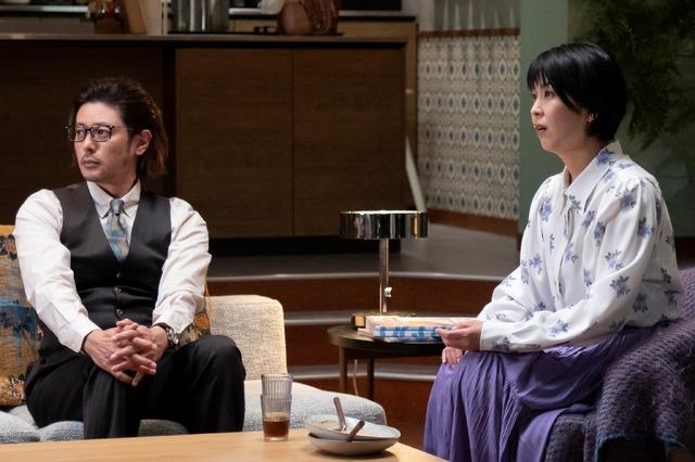 「大豆田とわ子と三人の元夫」第8話(C)カンテレ