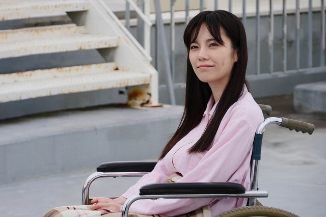 「世にも奇妙な物語'21夏の特別編」島崎遥香 (C)フジテレビ