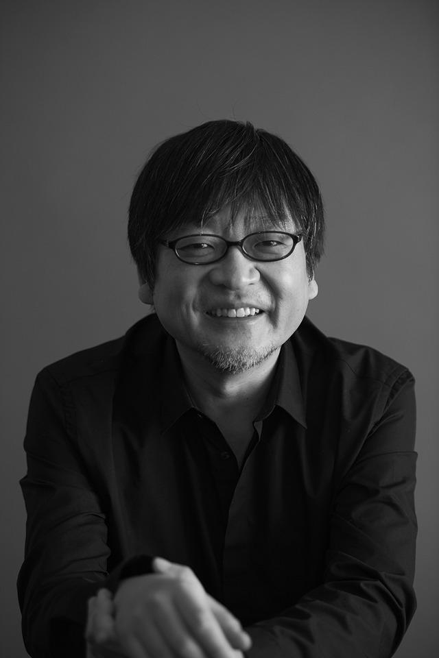 細田守監督(撮影/神藤 剛)