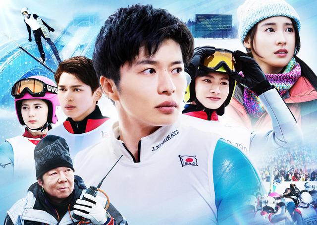 『ヒノマルソウル~舞台裏の英雄たち~』(C)2021映画『ヒノマルソウル』製作委員会