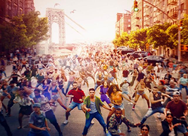 『イン・ザ・ハイツ』2021 Warner Bros. Entertainment Inc. All Rights Reserved