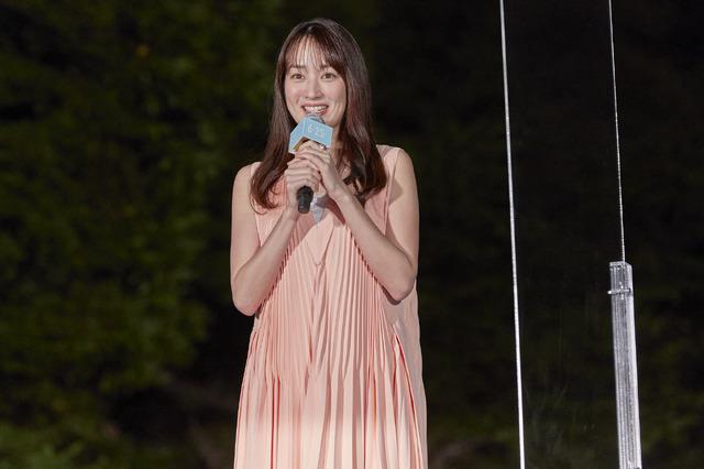 『夏への扉 ーキミのいる未来へー』公開記念イベント (C)2021 映画「夏への扉」製作委員会