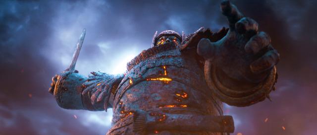 2021年版「大魔神」『妖怪大戦争 ガーディアンズ』(C)2021『妖怪大戦争』ガーディアンズ