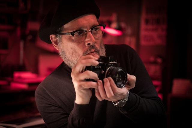 ジェニー・デップ『MINAMATA』(原題) (C) Larry Horricks