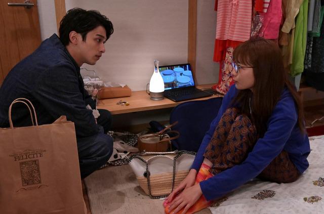 「着飾る恋には理由があって」第8話(C)TBS