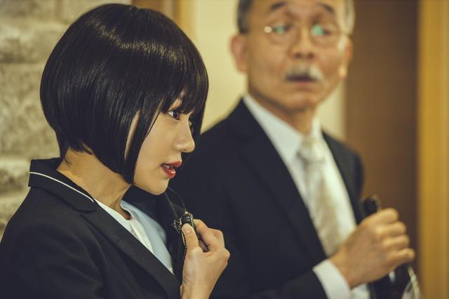 WOWOWオリジナルドラマ「演じ屋」2話