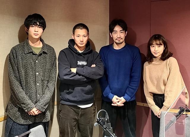 「エレベーターはもう開かない」鈴木仁、野村周平、大谷亮平、清水くるみ