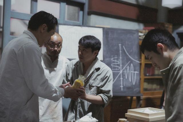 『映画 太陽の子』(C)2021 ELEVEN ARTS STUDIOS / 「太陽の子」フィルムパートナーズ