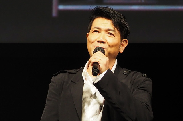 別所哲也/「ショートショート フィルムフェスティバル&アジア 2021」オープニングセレモニー