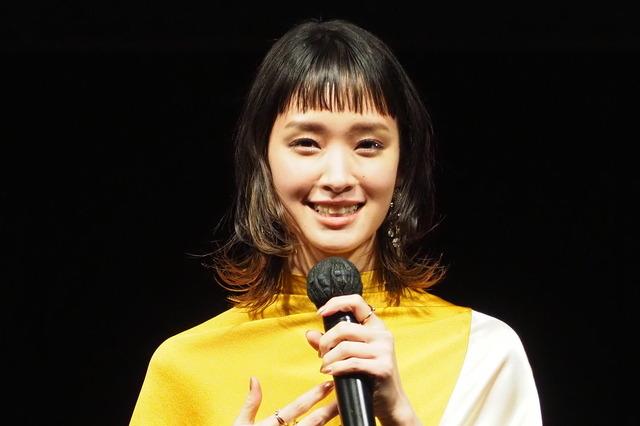 剛力彩芽/「ショートショート フィルムフェスティバル&アジア 2021」オープニングセレモニー