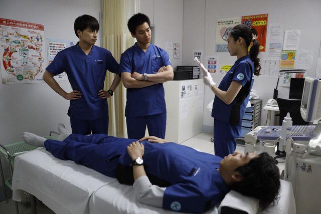 「泣くな研修医」第8話(C)テレビ朝日