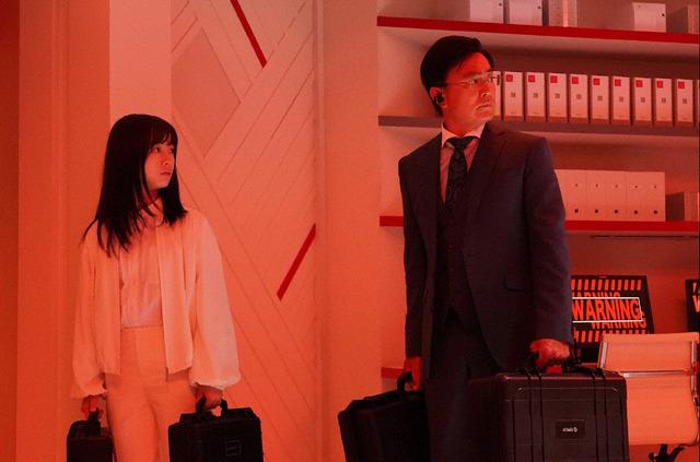「ネメシス」最終話(C)NTV
