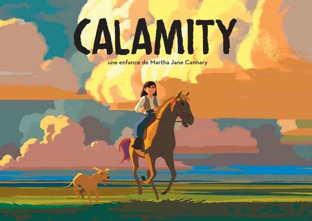 『カラミティ』(C)2020 Maybe Movies ,NØrlum ,2 Minutes ,France 3 Ciném