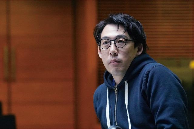 『Arc アーク』石川慶監督 (C)2021 映画『Arc』製作委員会
