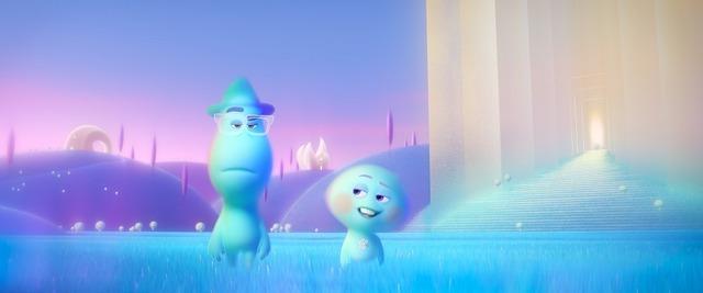 『ソウルフル・ワールド』ディズニープラスで配信中(C)2021 Disney/Pixar