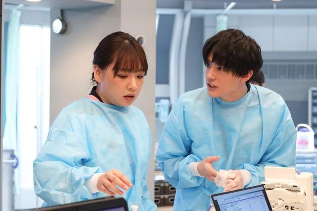 「ナイト・ドクター」第1話(C)フジテレビ
