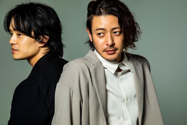 池松壮亮×オダギリジョー『アジアの天使』/photo:Maho Korogi