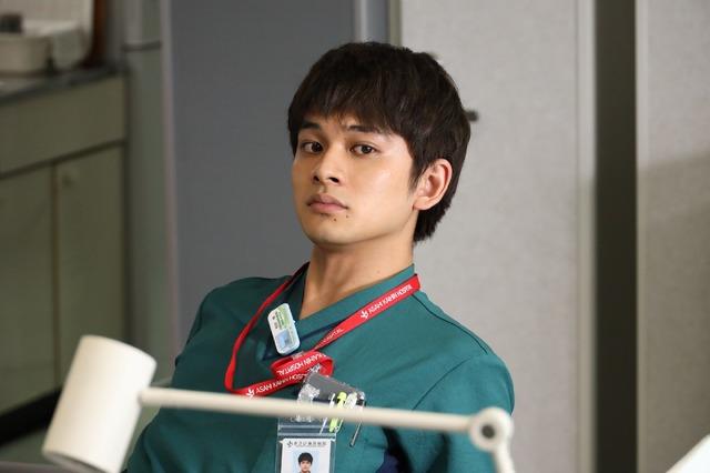 「ナイト・ドクター」第2話(C)フジテレビ
