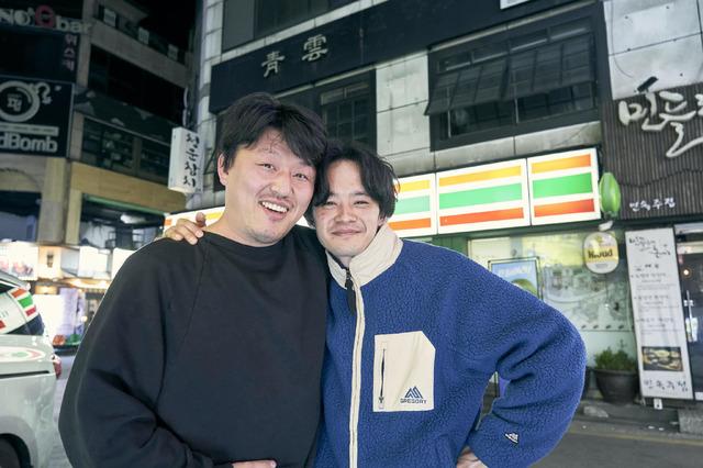 『アジアの天使』オフショット (c) 2021 The Asian Angel Film Partners