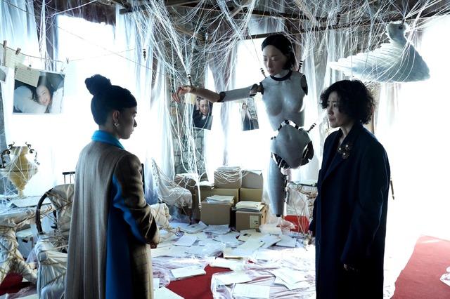 『Arc アーク』(C)2021 映画『Arc』製作委員会