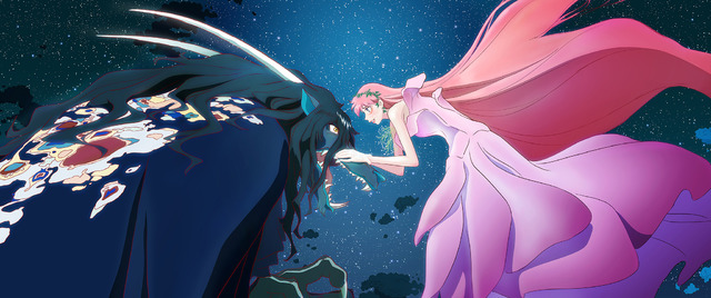 『竜とそばかすの姫』(C)2021 スタジオ地図