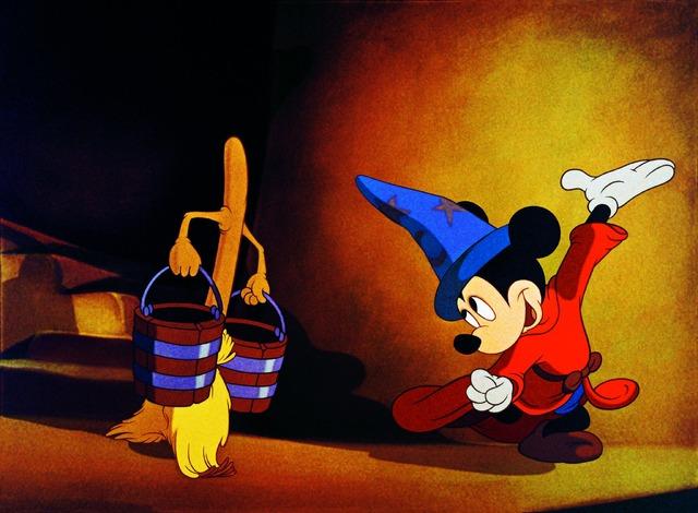 『ファンタジア』(C)Courtesy of Disney