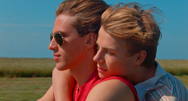 『Summer of 85』(C)2020-MANDARIN PRODUCTION-FOZ-France 2 CINEMA-PLAYTIME PRODUCTION-SCOPE PICTURES