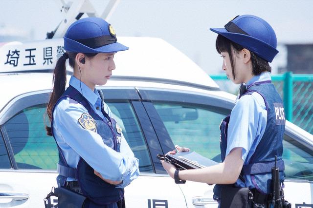 「ハコヅメ~たたかう!交番女子~」第1話(C)NTV