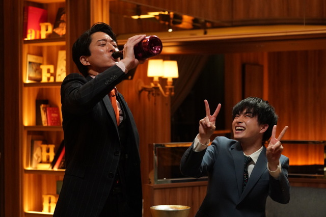 ABEMAオリジナルドラマ「酒癖50」