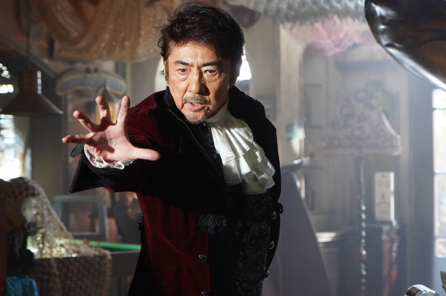 『劇場版 ルパンの娘』(C)横関大/講談社 (C)2021「劇場版 ルパンの娘」製作委員会