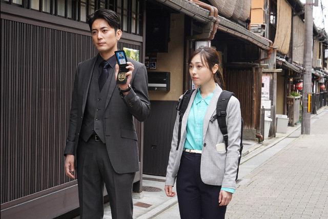 「IP~サイバー捜査班」第2話(C)テレビ朝日