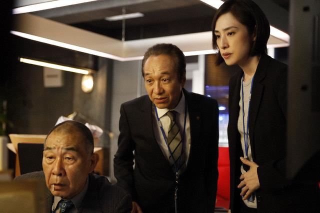 「緊急取調室」第1話(C)テレビ朝日