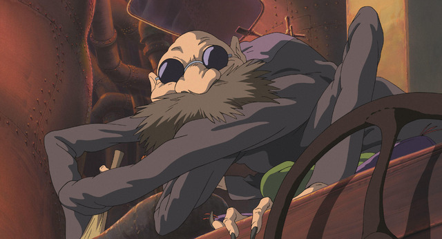 『千と千尋の神隠し』キャラクターイラスト(C)2001 Studio Ghibli・NDDTM