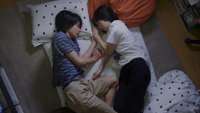 『うみべの女の子』(C)浅野いにお/太田出版・2021『うみべの女の子』製作委員会