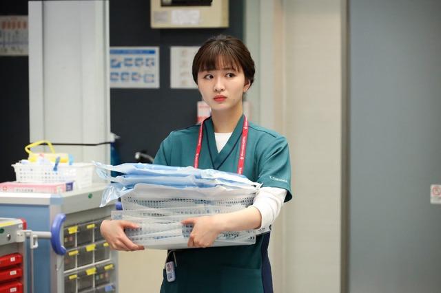 「ナイト・ドクター」第4話(C)フジテレビ