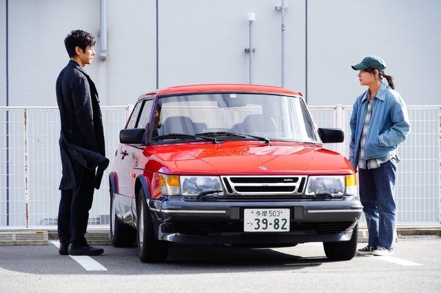 『ドライブ・マイ・カー』(C)2021 『ドライブ・マイ・カー』製作委員会